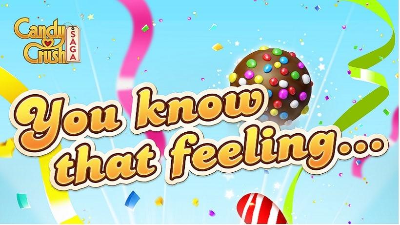 Candy Crush Saga feiert seinen fünften Geburtstag