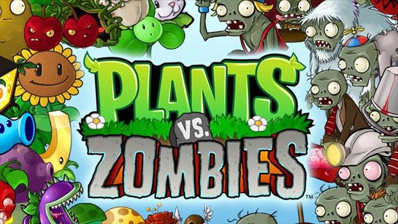 Pflanzen gegen Zombies HD ist Kult
