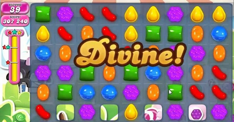 Candy Crush Saga schmeckt weltweit Millionen