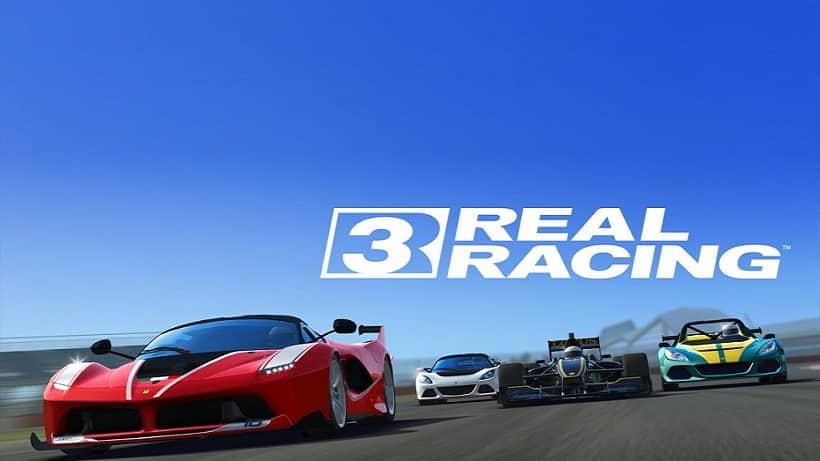 Es gibt neue Events im Rennspiel Real Racing 3