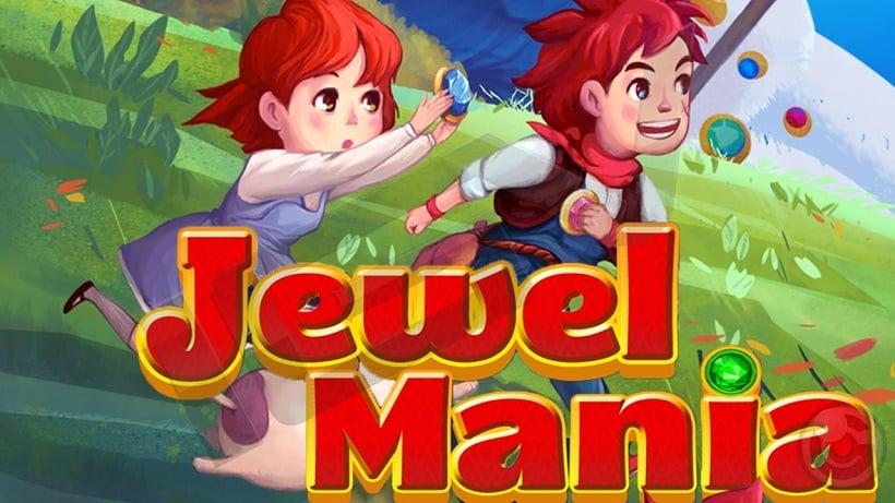 Dieses Puzzle macht sehr süchtig: Jewel Mania