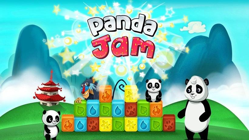 Rettet in Panda Jam niedliche Pandabären – kostenlos!