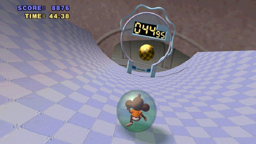 Super Monkey Ball (Credit SEGA)