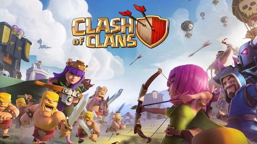 Lasst in Clash of Clans die Sau raus