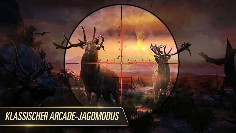 Schickt euch seit Jahren auf die Jagd: Deer Hunter 3D
