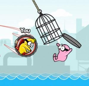 Wirst du Pinky retten können?