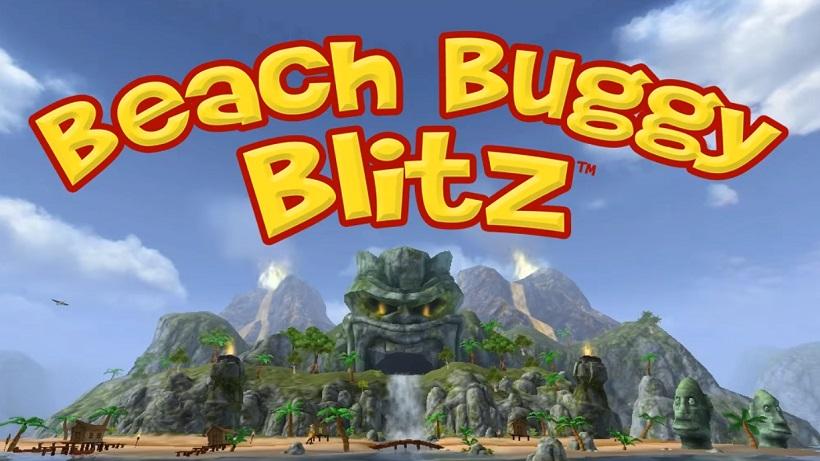 Beach Buggy Blitz wurde aktualisiert