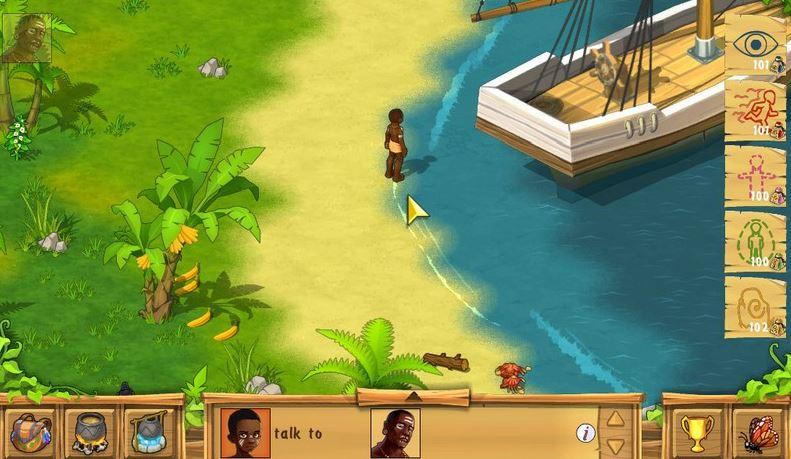 The Island Castaway 2