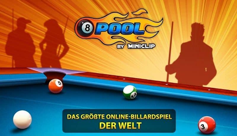 Wer locht in 8 Ball Pool am besten ein?