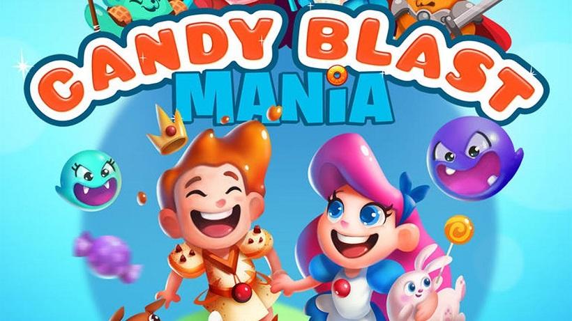 Jetzt mit Endlosmodus: Candy Blast Mania