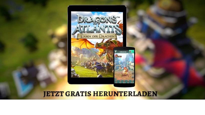 Dragons of Atlantis Erben der Drachen wurde aktualisiert