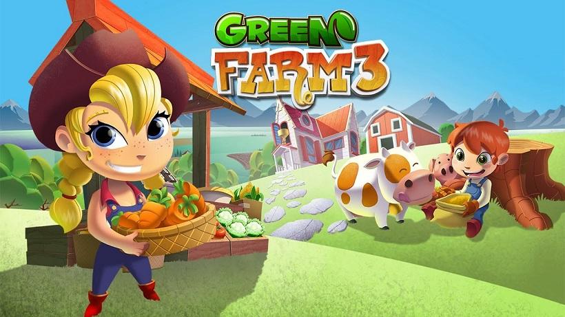Das Farmspiel Green Farm 3 ist ein Spaß für junge und alte Bauern
