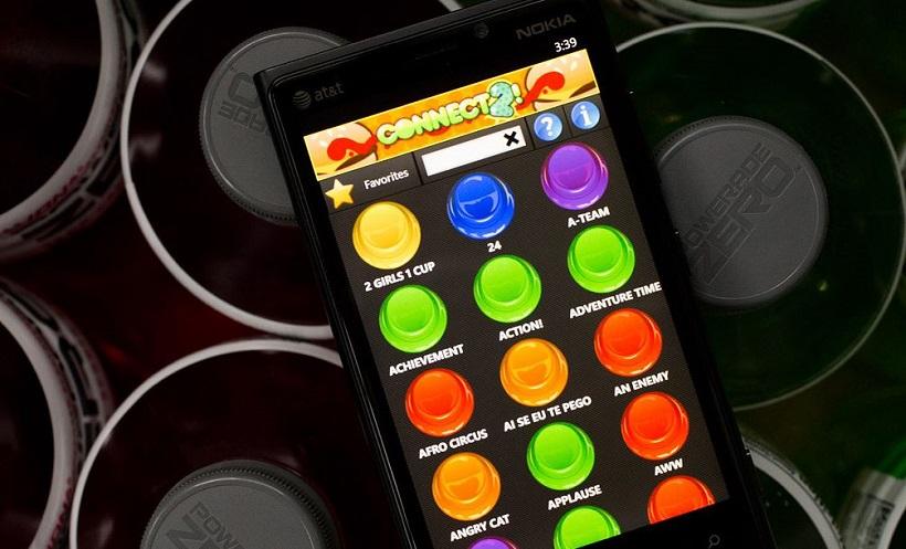 Die App Instant Buttons eignet sich für jeden Scheiß