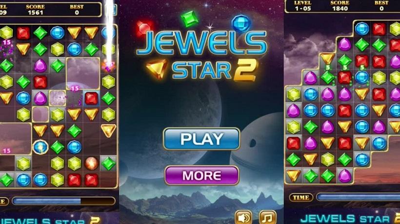 Jewels Star Kostenlos Spielen