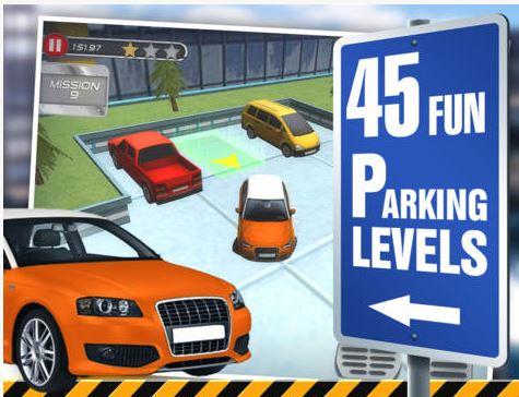 auto park spiele 3d