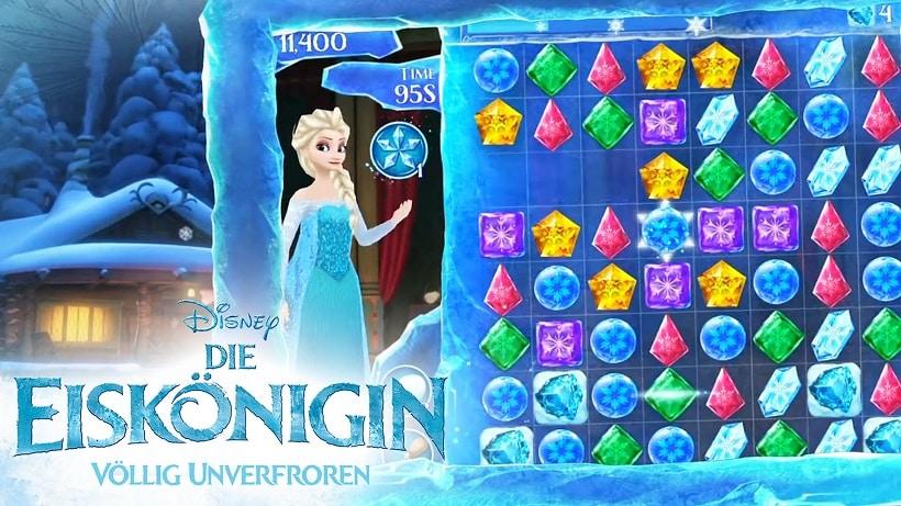 Kostenlose Spiele Eiskönigin