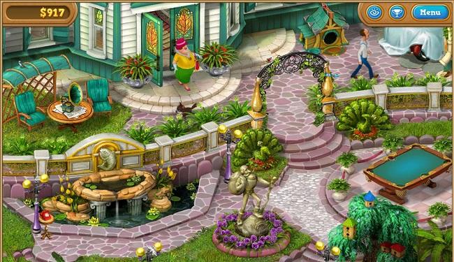 homescapes kostenlos spielen online