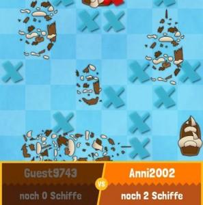 Schiffe versenken Multiplayer