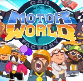 Motor World Car Factory