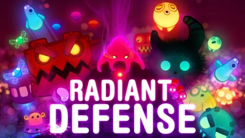 Radiant Defense hat neue Missionen zu bieten