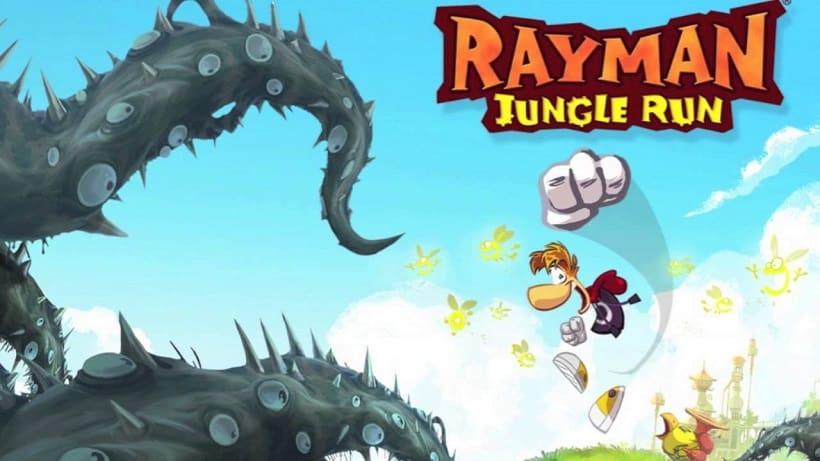 Der legendärste Plattformer wurde aktualisiert: Rayman Jungle Run
