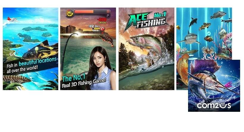 Ace Fishing - Angeln in HD