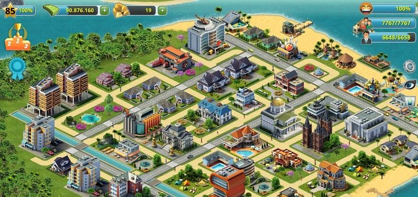 Die zehn besten Städtebausimulationen
