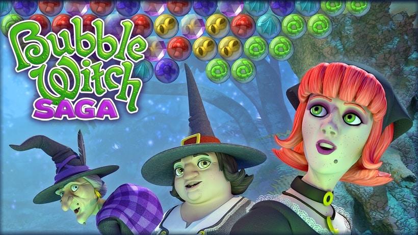 Bubble Witch Saga Kostenlos Online Spielen Ohne Anmeldung