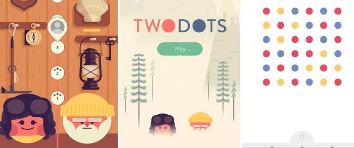 Two Dots ist ein tolles Spiel