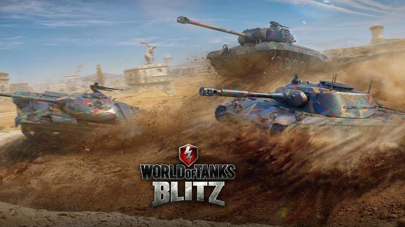 World of Tanks Blitz bietet spannende Multiplayer-Matches