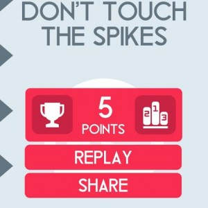 Don't Touch The Spikes