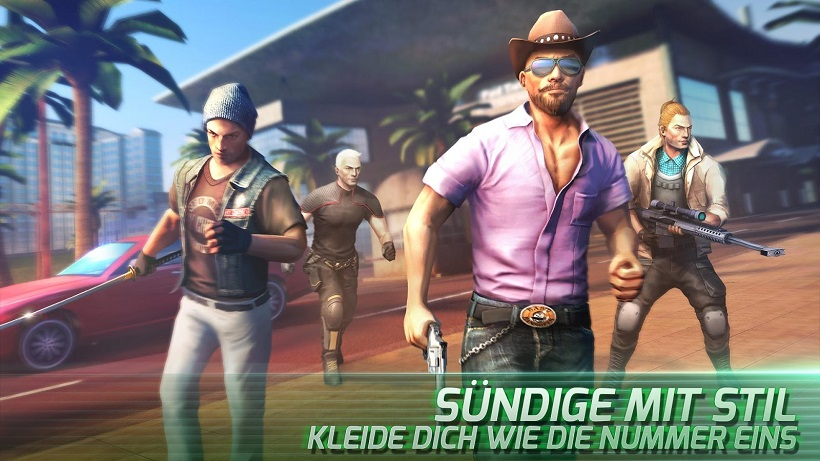 Es gibt neue Events in Gangstar Vegas