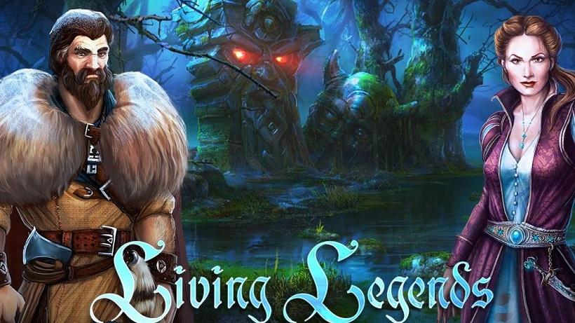 Wer löst das Geheimnis in Living Legends Die Eisrose?