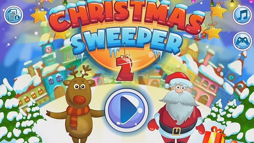 Christmans Sweeper