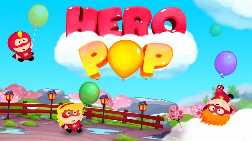 Hero Pop lässt euch abheben