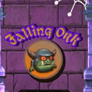 Falling Ork