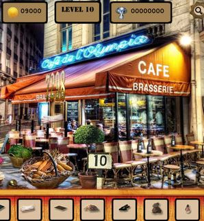 Hidden Object: The Mysterious Streets