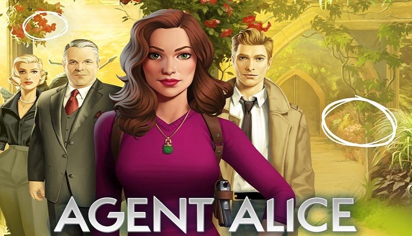 Agent Alice wurde leider aus den Stores gelöscht