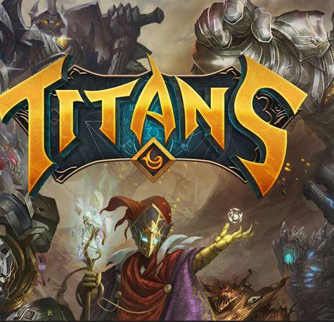 titans spiel