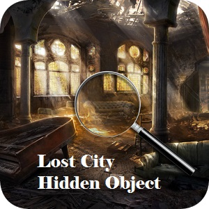 Lost City Hidden Objects