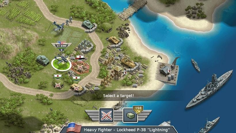 1942 Pacific Front lässt euch auf hoher See kämpfen
