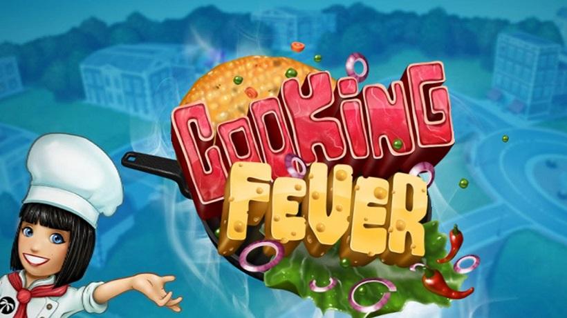 Cooking Fever hat ein Update erhalten