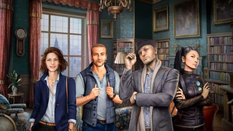 Packend und geheimnisvoll: Mystery Society