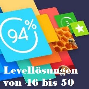 94% jetzt bis Level 50