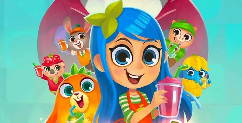 Das schöne Spiel Juice Jam wurde aktualisiert