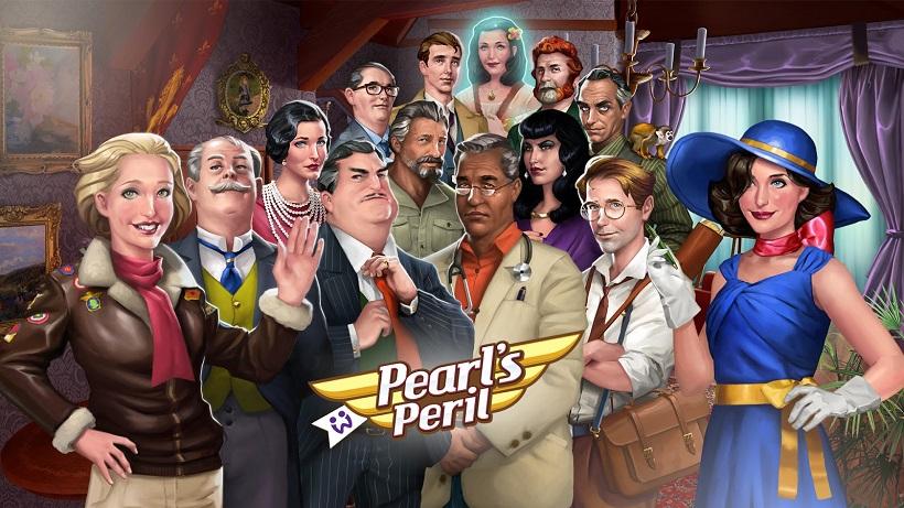 Pearl's Peril hat ein Valentinstag-Update erhalten