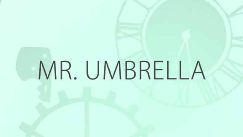 Mr Umbrella