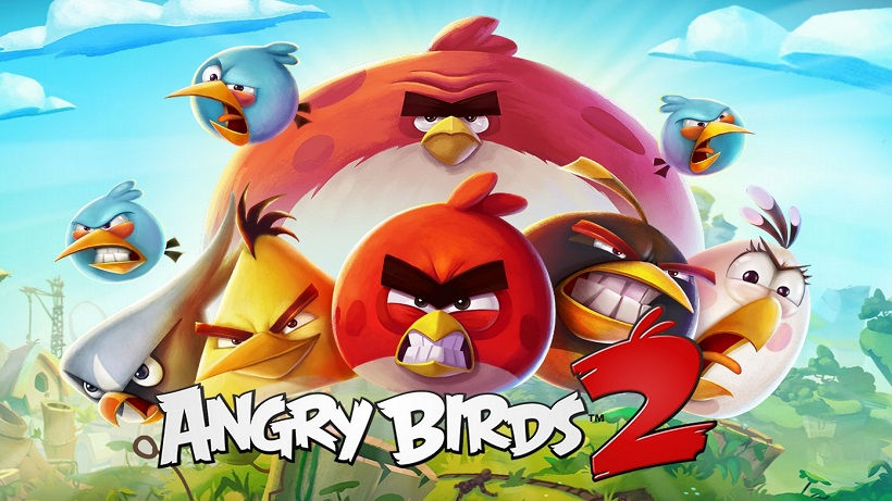 Angry Birts Spiele