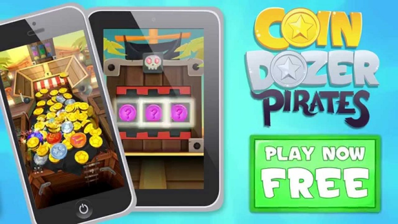 Coin Dozer Pirates