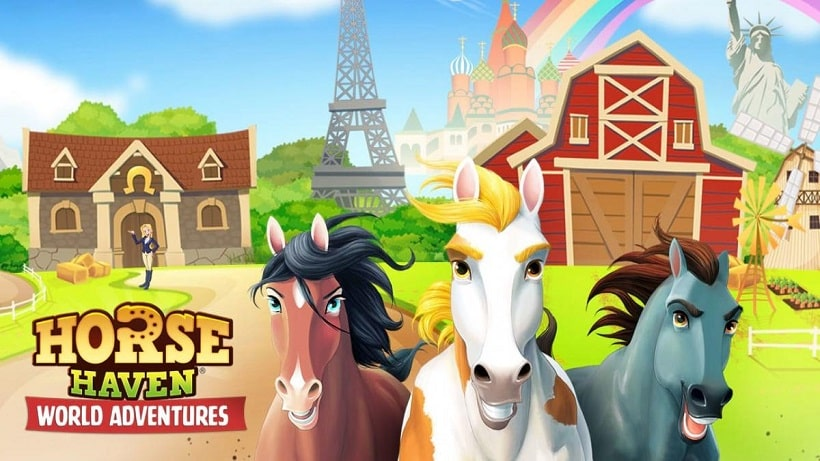 Horse Haven World Adventures hat 3 neue Features